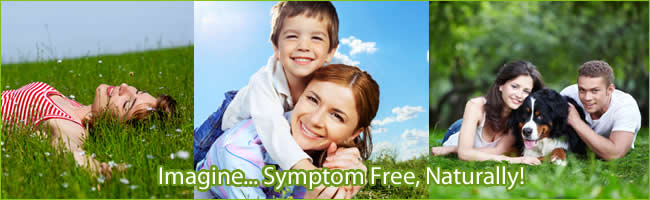 Symptom Free- Naturally